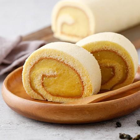 小山甜點市集-黃金地瓜瑞士捲-1