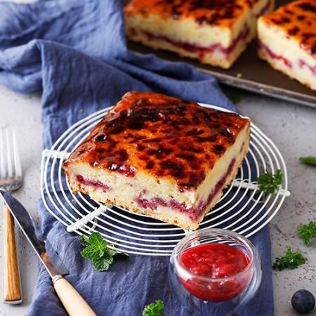 小山甜點市集-覆盆莓果派-1