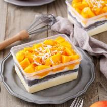 小山甜點市集-滿滿芒果寶盒-1