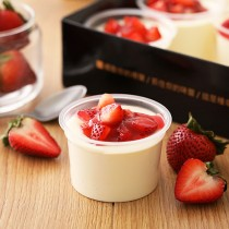小山甜點市集-幸福草苺奶酪-1