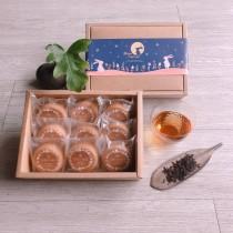 【小山甜點市集】中秋禮盒 法式鳳梨酥 9入